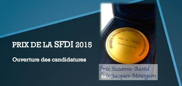 prix 2015